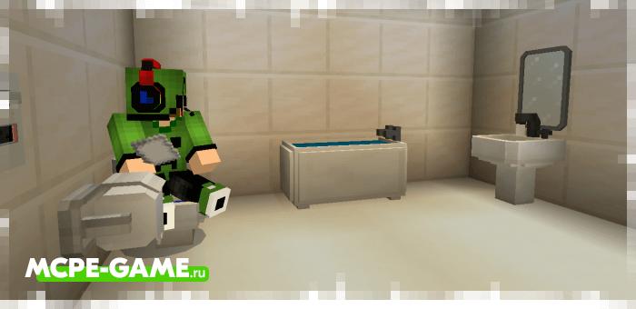 Loled Furniture Addon Screenshots