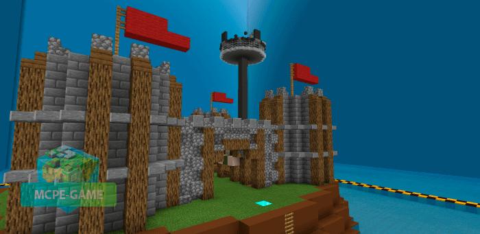 Скачать карту ApexCroc Disasters для Minecraft PE на Android и iOS