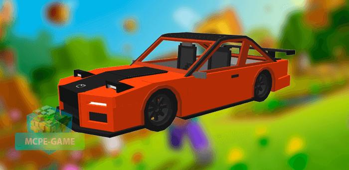 Mazda RX-7 FD для Майнкрафт ПЕ