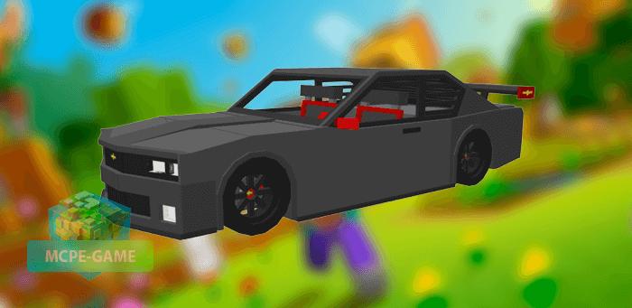 Chevrolet Camaro для Майнкрафт ПЕ