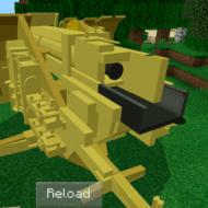 Скачать мод Artillery для Minecraft PE на Андроид и iOS