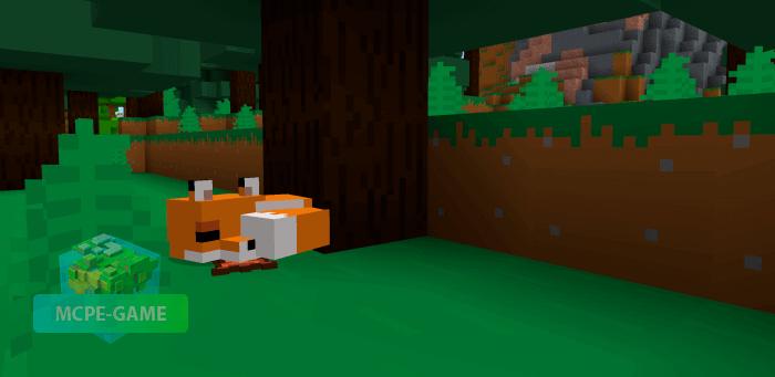Текстуры Bare Bones для Minecraft PE