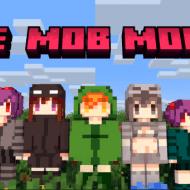 Скачать мод на мобов Cute Mob Model для Minecraft PE