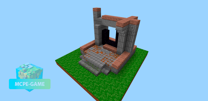 Мод Minecraft Dungeons Recreation для Майнкрафт ПЕ