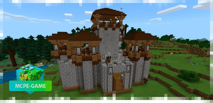 Замок мирных жителей