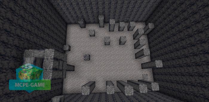 Скачать карту найти кнопку Nether для Minecraft PE на Андроид и iOS
