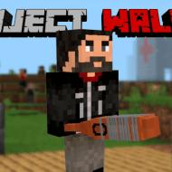 Скачать мод Project Walker для Minecraft PE