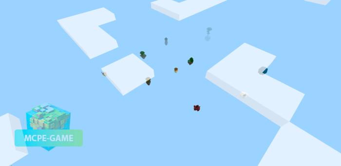 Карта Super SkyBlock для Майнкрафт ПЕ