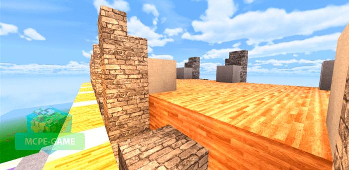 Текстуры UltraReal 256X для Майнкрафт ПЕ