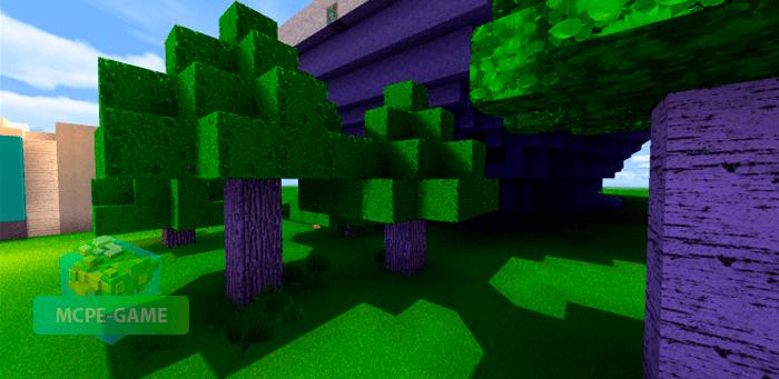 Скачать текстуры UltraReal 256X для Minecraft PE на Андроид и iOS