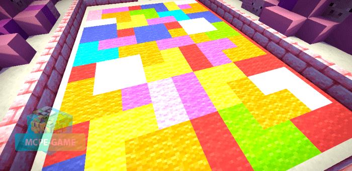 Карта Unfair Pig для Майнкрафт ПЕ