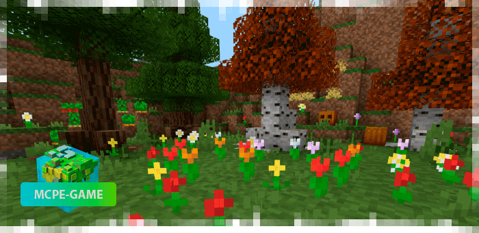 8-bit Craft — 8-битные текстуры для Майнкрафт ПЕ