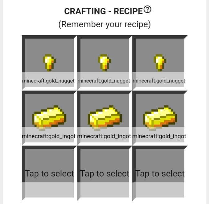 Рецепты крафта Professional Clothes