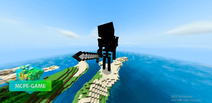 Пепельный Титан — новый мощный босс с 2 стадиями жизни