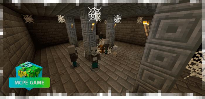 Новые структуры и постройки — Крипта