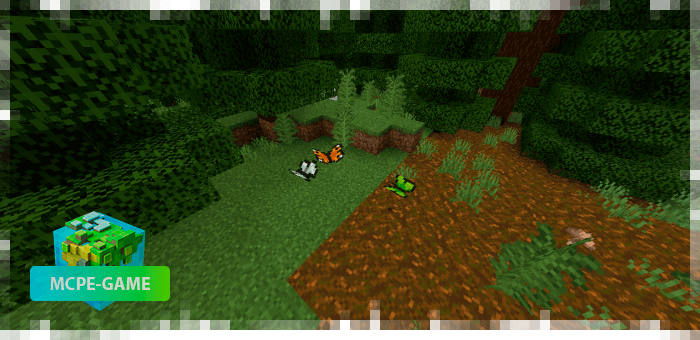 New Butterfly Mobs