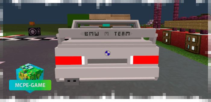 Мод на машину BMW E30 M3