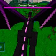 Dragon Morph — Мод на превращение в Дракона Края