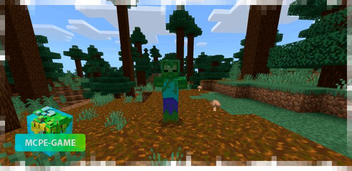 Зомби из джунглей
