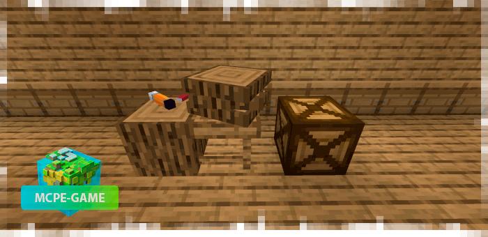 Столярный верстак для изготовления мебели