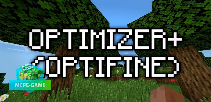 Optimizer+ — текстуры для оптимизации игры и роста FPS