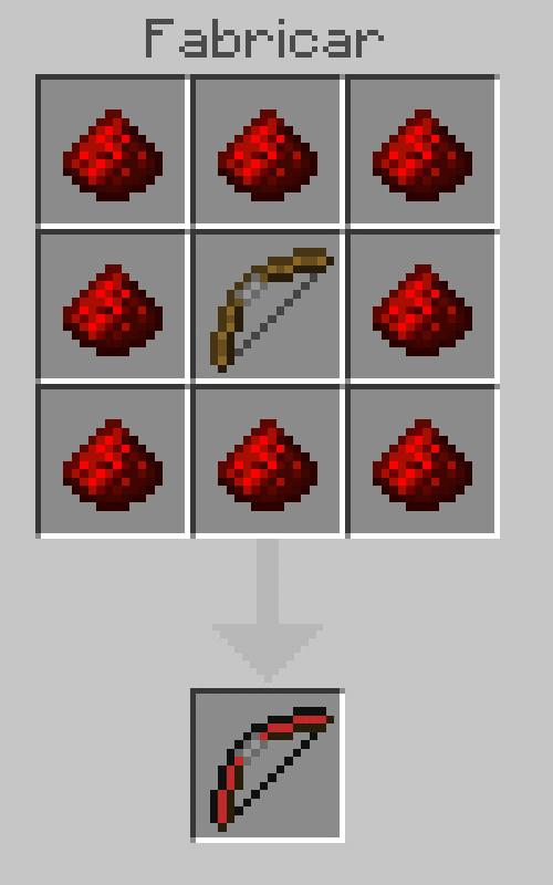 Редстоуновый лук