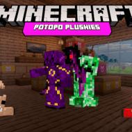 Potopo: Plushies — Мод на плюшевые игрушки в Майнкрафт ПЕ