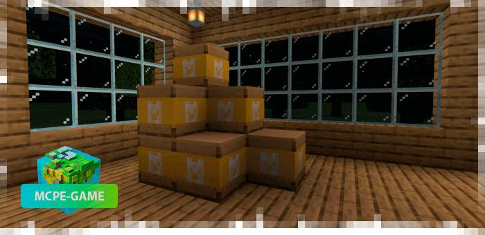 Желтый Лаки Блок с плюшевыми игрушками