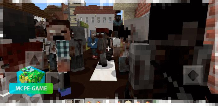 Новые зомби
