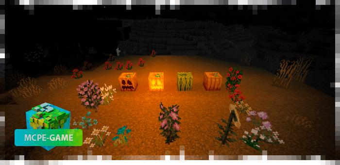Autumn Pack — Осенний текстурпак на Майнкрафт ПЕ