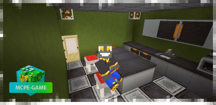 Новая мебель из мода Flarx Furniture