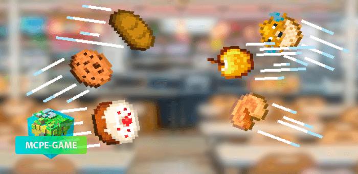 Food Fight — Мод на войну едой