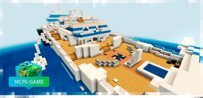 COD Frontline — Карта для PvP сражения на корабле