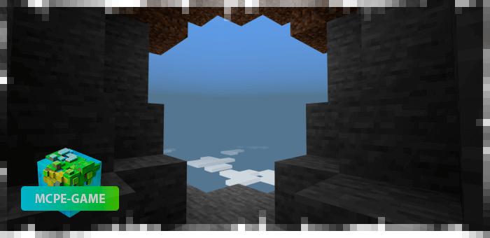 Realistic Skyblock — Скайблок карта на настоящем острове