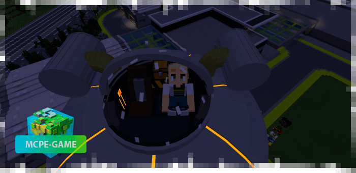 Мод: Космический крейсер Рика и Морти
