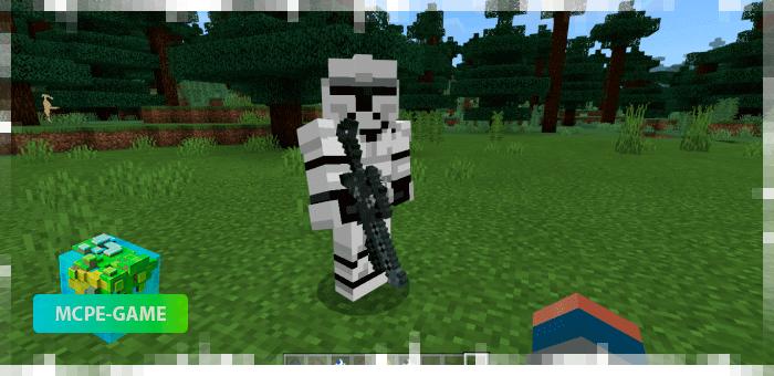 Soldier Clone