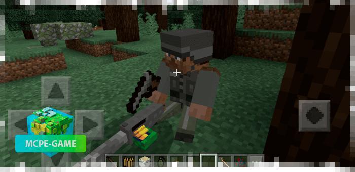 War Mod for Minecraft PE