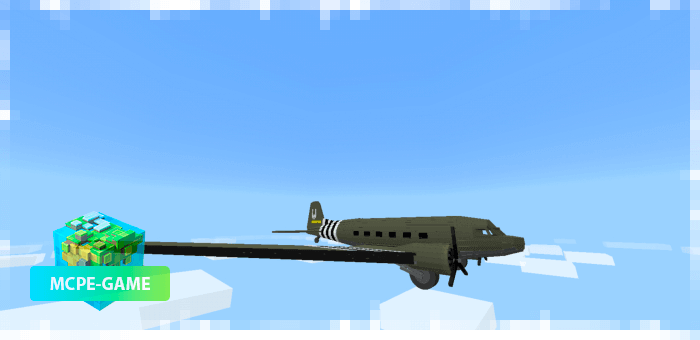 Военные самолеты в Майнкрафт ПЕ