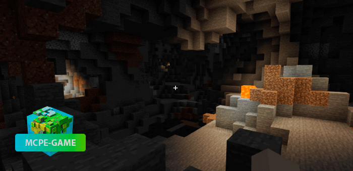 The Crazy Caves — Мод на генерацию новых пещер
