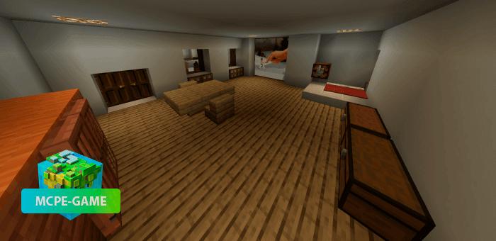 The Floor is Lava — Паркур-карта из детства
