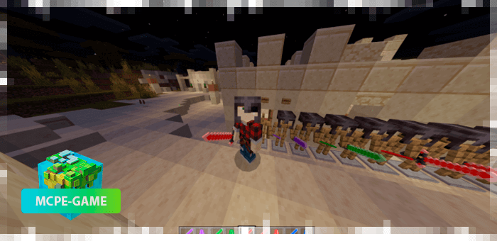 Simple Lightsabers — Мод на лазерные джедайские мечи