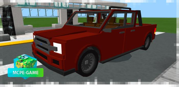 Пикап Ford F150