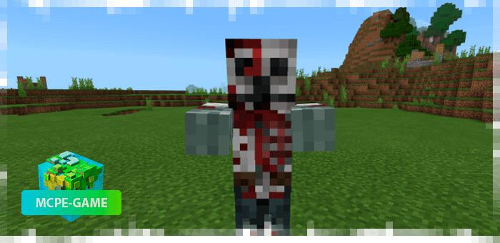 Новые зомби из мода The Crafting Dead