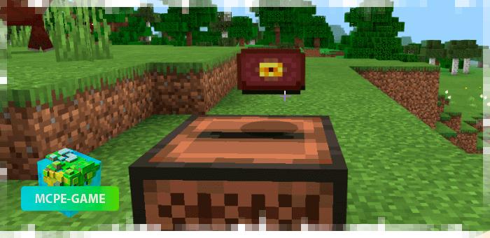 Пример текстур CubeTems в Майнкрафт ПЕ