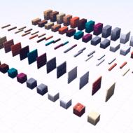 Microblocks — Мод на новые маленькие блоки