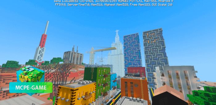 Мизелвиль — Новый быстрорастущий город для жизни и развлечений