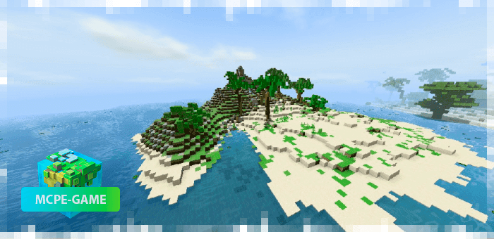 The Island — Тропический остров для приключений и выживания