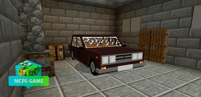 VAZ 2106 — Мод на машину ВАЗ 2106, она же шестерка или шоха