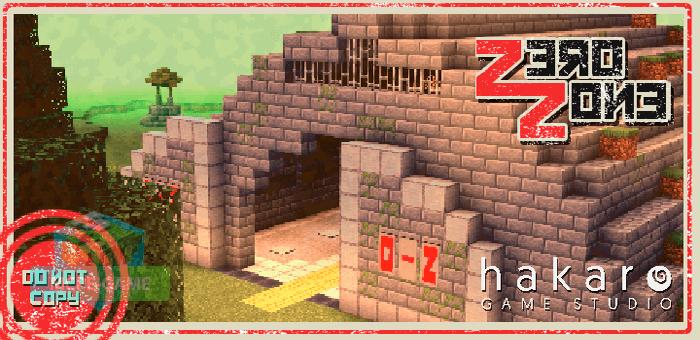 Zero Zone — Мод на апокалипсис с радиацией и кислотными дождями