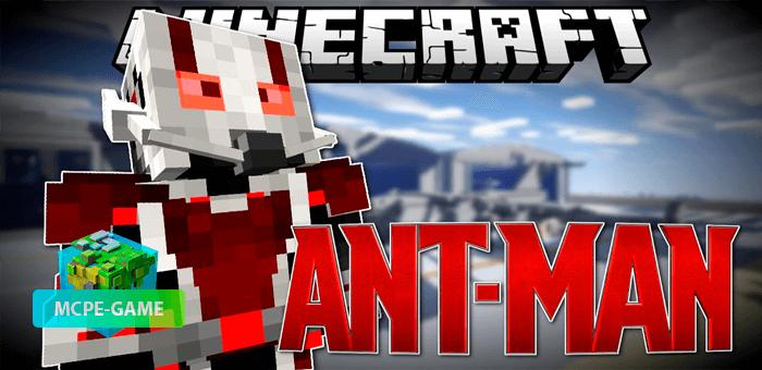 Ant Man — Мод на Человека-Муравья
